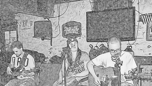 June IND-Live-Hunter's Pub Down Under-Lafayette-Indiana