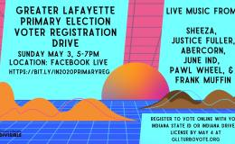 ICYMI: June IND teams up with area musicians for virtual show, voter registrationdrive