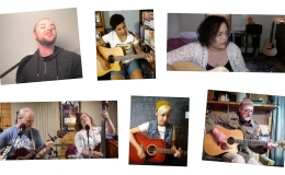 June IND teams up with area musicians for virtual show, voter registrationdrive