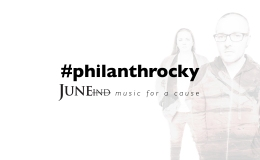 June IND to donate sales and streams to Food Finders Food Bank for National Hunger Awareness Month