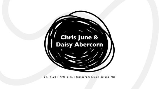 Chris-June-IND-Daisy-Abercorn-Instagram-Live