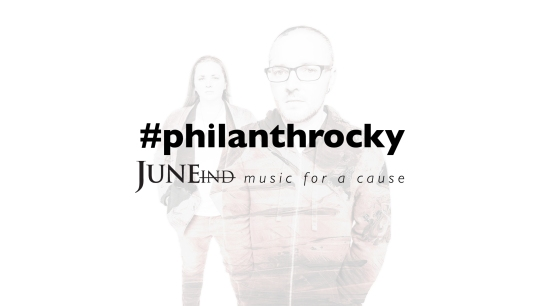 Image for Lafayette, Indiana rock band June IND's #philanthrocky music for a cause initiative to support Greater Lafayette Area nonprofits and community organizations