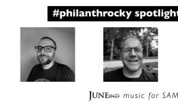 ICYMI: Watch June IND's #philanthrocky spotlight forSAMI
