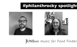 Watch June IND's #philanthrocky spotlight for Hunger Action Month beneficiary Food Finders FoodBank